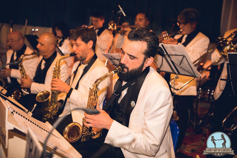 Ray Bepi big band